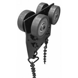 Black Urethane Ball Bearing Master Carrier