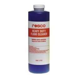 Rosco Heavy Duty Floor Cleaner - Liter 12 Ct