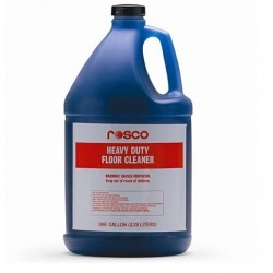 Rosco Heavy Duty Floor Cleaner Gallon - 4Ct