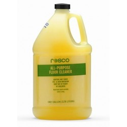 Rosco All Purpose Floor Cleaner Gallon - 4Ct