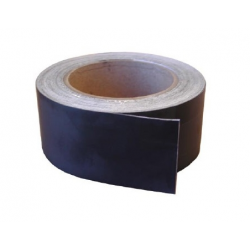 "GAM Blackwrap Tape 2"" x 80' Roll - Case of 12"