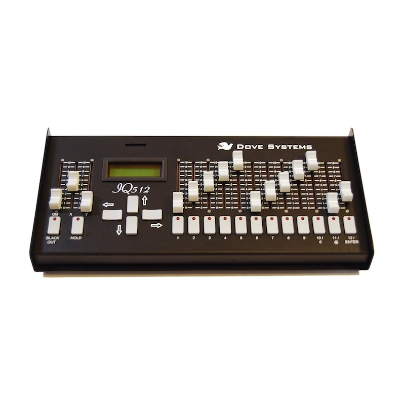 Dove Systems 12 Channel DMX Memory Lighting Control
