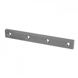 "ModTruss 4-Hole 1/2""-13 Nut Bar"