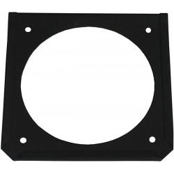 City Theatrical 125mm Color Frame - Black