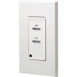 Leviton D42MO-00W D4200 Remote Station Max/Off - White