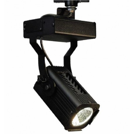 Altman Micro Flood 30W DMX Dimmable w/ Molded Edison & 5 pin DMX Tails - 277V