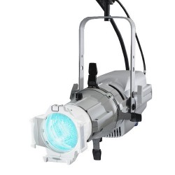 ETC ColorSource Spot Deep Blue Light Engine with Barrel - White Fixture Body (CSSPOTSDB-1)