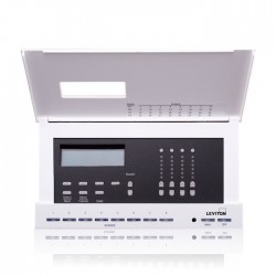 Leviton Dimensions 4104 Lighting Controller for Luma-Net - 4 230V Dimmers - 4 Channels - 20A 230V Input