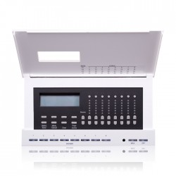 Leviton Dimensions 4206 Lighting Controller for Luma-Net - 6 230V Dimmers - 32 Channels - 20A 230V Input