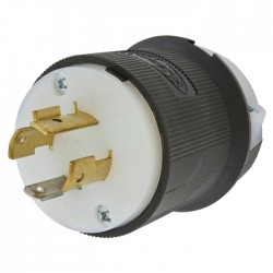 Hubbell L14-20 Male Plug