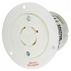 Hubbell L14-20 Flanged Outlet
