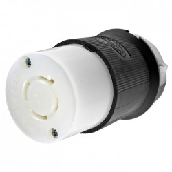 Hubbell L15-20 Female Connector