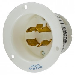 Hubbel L15-20 Flanged Inlet