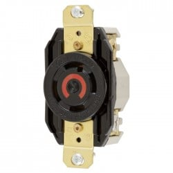 Hubbell L14-30 Receptacle