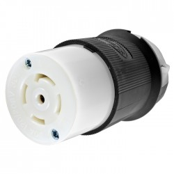 Hubbell L21-30 Female Connector