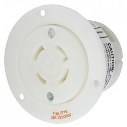Hubbell L14-30 Flanged Outlet