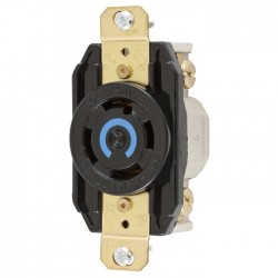 Hubbell L15-30 Receptacle