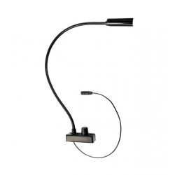 Littlite IS#2-LED Installation Series Light w/Bottom Mount Cordset. No Power Supply
