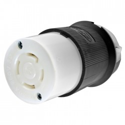 Hubbell L15-30 Female Connector