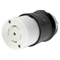 Hubbell L22-30 Female Connector