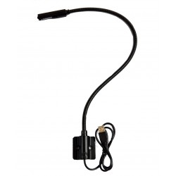 Littlite LED 5-Volt 12in. Utility Light with End Mount USB Cable