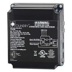 ETC Dual-Zone DMX Relay with 0-10V (UFR2-LV)