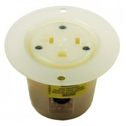 Hubbell 5-20 Flanged Outlet