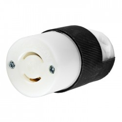 Hubbell L2-20 Female Connector