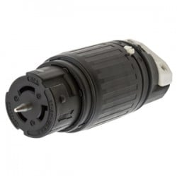 Hubbell 50A 125V Connector
