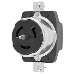 Hubbell 50A 125V Receptacle