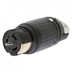 Hubbell 50A 480V - 3 Phase Female
