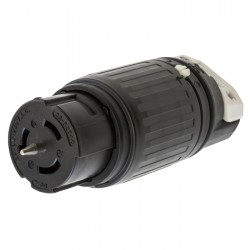 Hubbell 50A 250V Female Connector