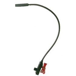 Littlite LED-3 12in. Top Mount Gooseneck Lamp with Automotive Wiring Kit