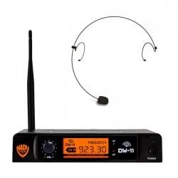 Nady Digital Wireless Headset Microphone System with HM-10