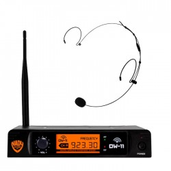 Nady Digital Wireless Microphone System with HM-20U Headset