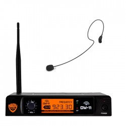 Nady Digital Wireless Microphone System with HM-35 Headset