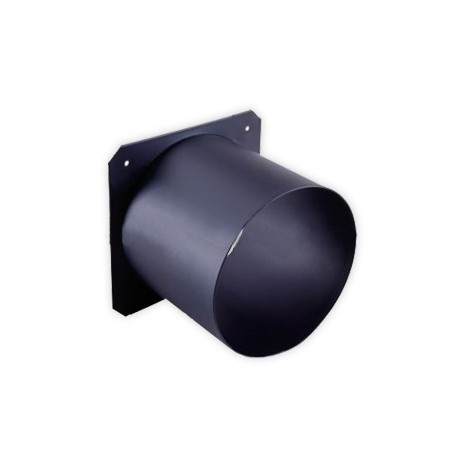 City Theatrical Top Hat for 3-Inch Fresnel - Black