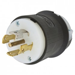 HUBBELL L21-30 MALE PLUG