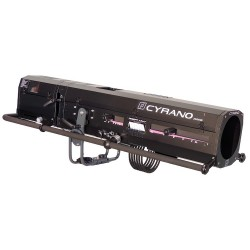 Robert Juliat Cyrano - 208V 2500W HMI 3° - 8° Followspot