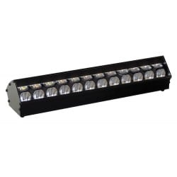 Robert Juliat DALIS 862S LED Half-Meter Asymmetrical Footlight