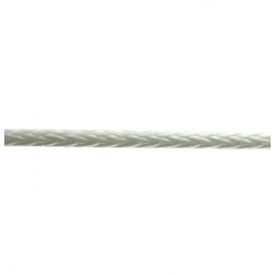 Marlow D12 Technical Rope - Diameter 2.5mm - Length 200m (White)