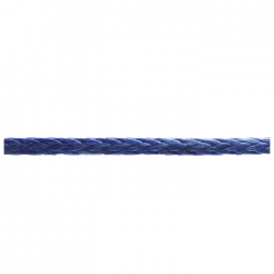 Marlow D12 Technical Rope - Diameter 4mm - Length 200m (Blue)
