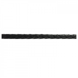 Marlow D12 Technical Rope - Diameter 6mm - Length 200m (Black)