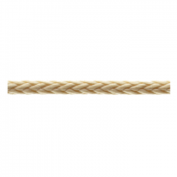 Marlow V12 Event Rigging Rope - Diameter 6mm - Length 100m (Natural)