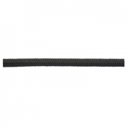 Marlow Mattbraid Traditional Rope - Diameter 8mm - Length 200m (Black)
