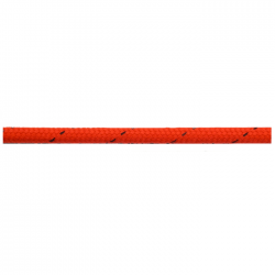 Marlow Mattbraid Traditional Rope - Diameter 8mm - Length 100m (Red)