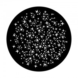 Apollo Metal Gobo 9120 Glittering Dust