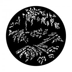 Apollo Metal Gobo 9121 Hanging Foliage