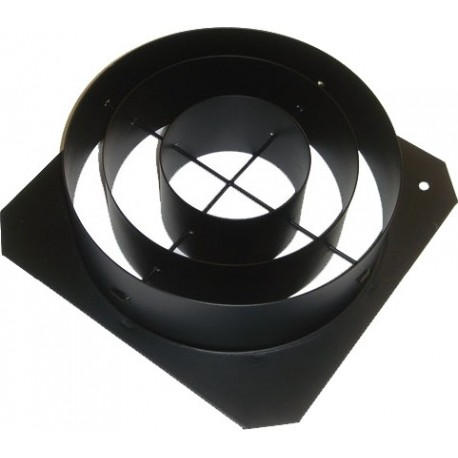 City Theatrical Source Four PAR Concentric Ring - Black