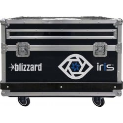Blizzard IRiS R3 Flight Case